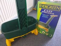 Evergreen Easy Spreader - Lawn spreading - With Box