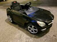 Kids electric Mercedes Slk car