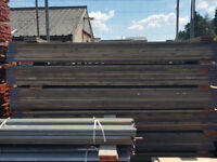 13ft second hand scaffold boards.
