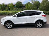 Ford Kuga 2.0 TDCi ZETEC 5dr 6 Speed Manual Gearbox / New Model / Part Exchange Welcome