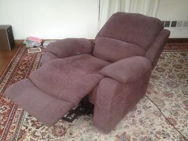 Electric Riser Recliner Chair - Comfortable chair to relax then press a button to stand up again