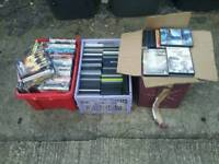 Carboot Joblot bundle of 250 dvd's