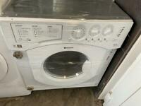 Hotpoint Washer & dryer integrated