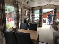 Loch Lomond Immaculate caravan in stunning location with breathtaking views.