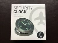 Spy Camera Security Clock 8GB Sound/Motion Activated Records Videos & Photos