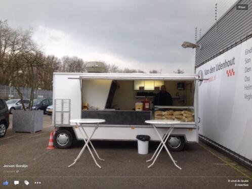 Frietkar/frietwagen/snacks/foodtruck v.a €4,00 pp