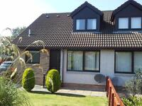 Immaculate 2 bed unfurnished property to let in Cradlehall Inverness