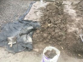 Top soil free come and dig