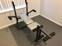 Weights Bench - York B501 with Fly