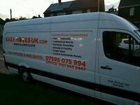 Cheap Man & Van Bury. FULLY INSURED PROFESSIONAL SERVICE