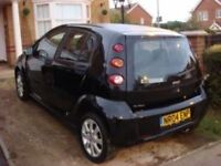 Smart ForFour 1.1 Pulse 5DR LOW MILAGE & FULL SERVICE HISTORY