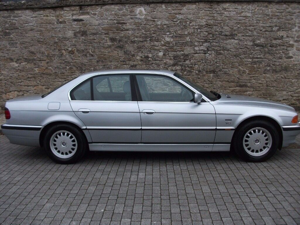 BMW 735i - for spares or repair