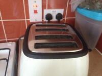 Rusell hobbs toaster