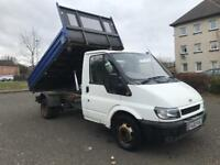 Ford Transit 3 Way tipper Excellent condition