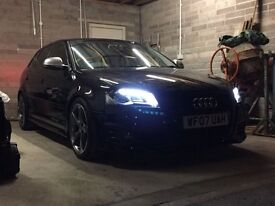 Audi A3 - S3 2013 REP for Sale. 12 months MOT. FULL SERVICE HISTORY. Excellent Condition