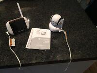 Motorola Baby Monitor excellent condition