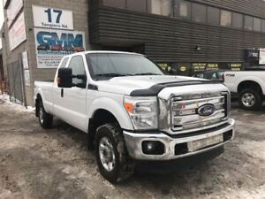 2015 Ford F-250 XLT FX4 Extended Cab Long Box 4X4 Gas