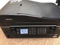 Epson SX 600 FW printer and fax