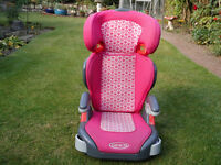 CHILD CAR SEAT 3+ yrs. £12.00