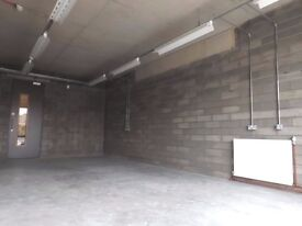 LOOKING FOR AFFORDABLE STORAGE UNIT / WORKSHOP / GARAGE IN SHEFFIELD OR ROTHERHAM