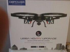 **BRAND NEW**U818A WIFI FPV Drone 720P HD Camera Quadcopter with Headless Mode 3D Flip
