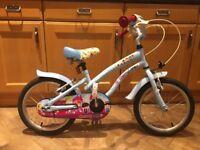 """Girls Apollo bike 16""""tyres"""