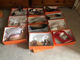 Joblot Of shoes all new