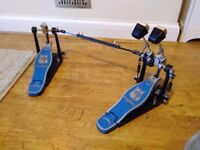 Big Dog E002 Pro Double Bass Drum Pedal