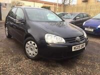 VOLKSWAGEN GOLF DIESEL 1.9, FREE 3 MONTHS WARRANTY AND RAC BREAK DOWN COVER, Audi, Ford, vauxhall