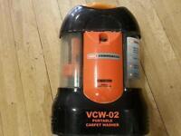 Vax portable spot carpet cleaner