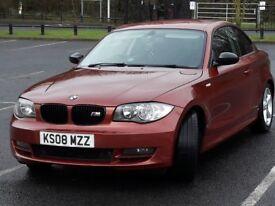BMW 1 Series SE Coupe