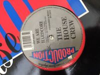 Classic house vinyl selection x 14 (check out the list) bargin lot