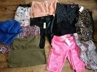 Ladies/girls size 10 clothes Bundle