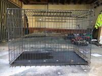Jumbo XXL Large Dog Crate
