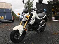 "2016 Honda ""GROM"" bike 125cc for sale"
