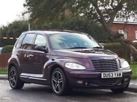 Chrysler PT Cruiser 2.2 CRD Limited 5dr,DIESEL, 2 OWNERS,GOOD SERVICE,NICE CAR