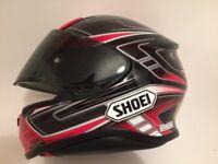 SHOEI NXR . helmet. .