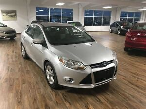 2012 Ford Focus SE Winter Package