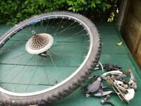 Bicycle spares