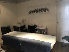 fully refurbished rooms/space to let