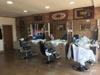 Barber wanted - Great wage!