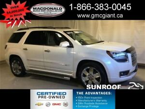 2015 GMC Acadia Denali REDUCED!