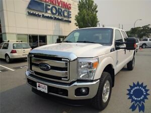 2015 Ford Super Duty F-350 SRW XLT Crew Cab 4x4 - 72,454 KMs