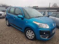 10 REG CITROEN C3 PICASSO VTR PLUS 1.6 HDI PX WELCOME