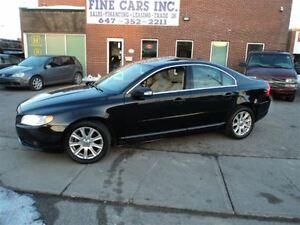 2009 Volvo S80 T6 AWD - LEATHER - SUNROOF