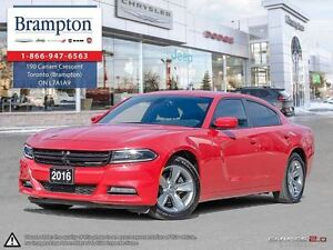 2016 Dodge Charger SXT | COMPANY DEMO | ONLY 6000 KMS | NAV |