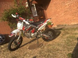 Pit Bike big wheel DeamonX 170cc