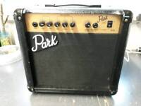 Park (by Marshall) G10 guitar amp.