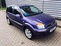 Ford Fusion + 1.4 in stunning condition low mileage 43000 mot till may 18 service history