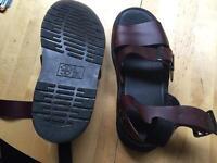 Dr marten size 5 gryphon sandals